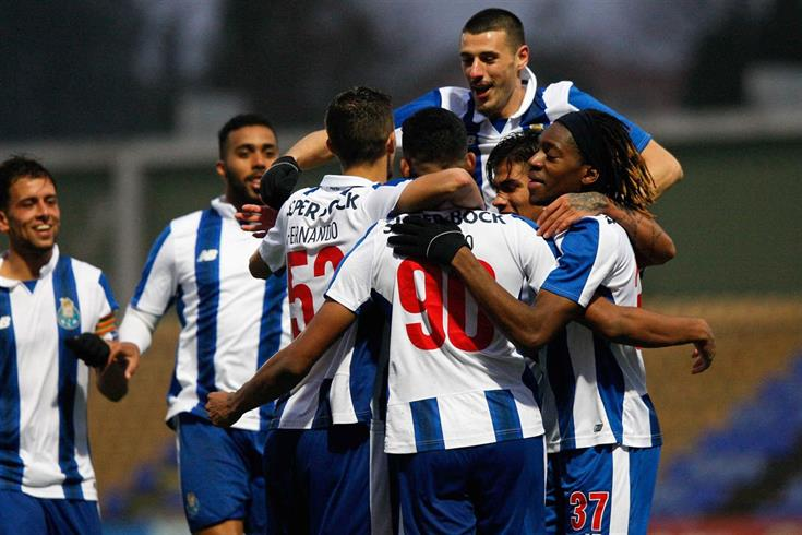 FC Porto B vence Premier League International Cup