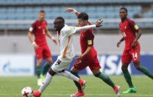 Mundial sub-20: Portugal estreia-se com derrota