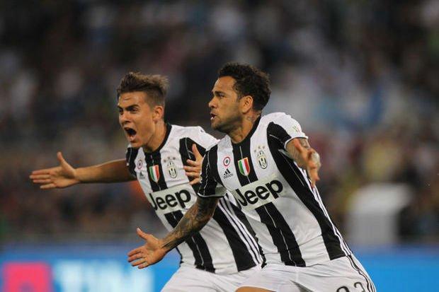 Juventus conquista a Taça de Itália