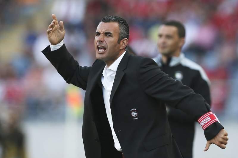 Ivo Vieira quer treinar Estoril