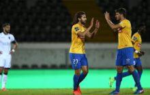 Mattheus Oliveira cinco épocas no Sporting