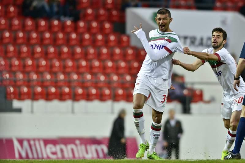 Raul Silva a caminho do SC Braga