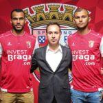 OFICIAL: Braga contrata Fransérgio e Raúl Silva
