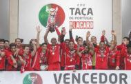 SL Benfica conquista Taça de Portugal 16/17
