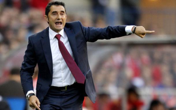 OFICIAL: Ernesto Valverde é o novo técnico do Barcelona