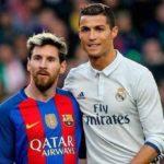 Ronaldo na lista de convidados para o casamento de Messi