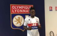 OFICIAL: Bertrand Traoré na Ligue I