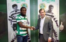 OFICIAL: Sporting garante empréstimo de Seydou Doumbia