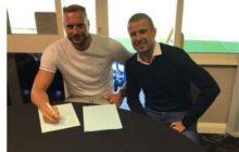 OFICIAL: Laurent Depoitre diz adeus ao FC Porto