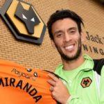 OFICIAL: Roderick Miranda muda-se para o Wolves