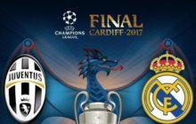 Liga dos Campeões 16/17 | Final : Juventus vs Real Madrid