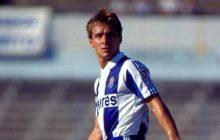 Faleceu Stéphane Paille, antigo jogador do FC Porto
