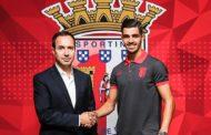 OFICIAL: SC Braga contrata Rui Silva