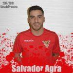 OFICIAL: Salvador Agra cedido ao Aves