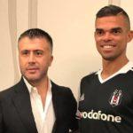OFICIAL: Pepe vai mesmo para o Besiktas