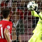 Liga: Benfica domina atribuição de prémios