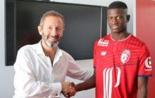 OFICIAL: Edgar Ié assina pelo Lille