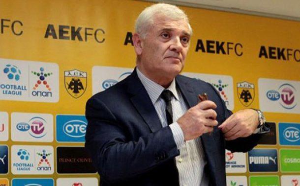 AEK pediu a águia do Benfica emprestada