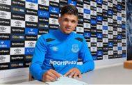 Everton contrata Boris Mathis