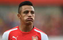 Alexis Sanchez irá ser jogador do Manchester City