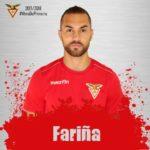 OFICIAL: Fariña no Aves horas depois de se desvincular do Benfica