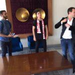 OFICIAL: Samir Nasri tem novo clube