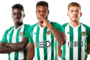 OFICIAL: Rio Ave empresta três jogadores