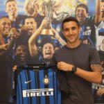 OFICIAL: Matías Vecino muda-se para o Inter de Milão