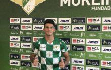 OFICIAL: Zizo assina três anos pelo Moreirense