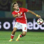OFICIAL: André Horta é reforço do SC Braga