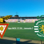 Liga NOS 17/18   Jornada 1: D. Aves vs Sporting CP
