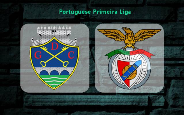 Liga NOS 17/18   Jornada 2: GD Chaves 0-1 SL Benfica