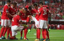Benfica vence Braga por 3-1