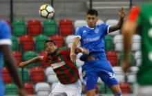 Marítimo perde 3-1  e está fora da Liga Europa