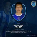 OFICIAL: FC Porto empresta Suk