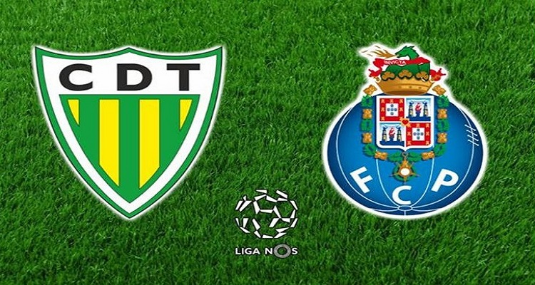 Liga NOS 17/18 | Jornada 2: Tondela 0-1 FC Porto