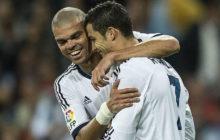 Cristiano Ronaldo e Pepe na lista para melhor onze de 2017