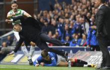Vídeo: Pedro Caixinha é atropelado pelo seu jogador