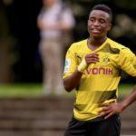 Youssoufa Moukoko: estrela em ascensão com apenas 12 anos