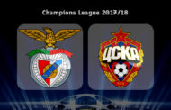 Liga dos Campeões 17/18 | Grupo A Jornada 1: SL Benfica vs CSKA Moscovo