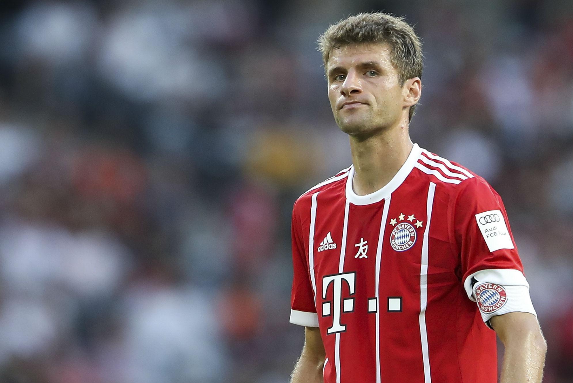 Coutinho não foi para o Barcelona por causa de… Thomas Müller