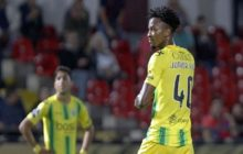 Junior Pius com futuro incerto no Tondela