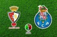 Taça de Portugal 17/18 | 32avos final: Lusitano GC vs FC Porto