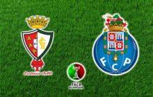 Taça de Portugal 17/18   32avos final: Lusitano GC vs FC Porto