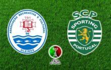 Taça de Portugal 17/18 | 32avos final: Oleiros vs Sporting CP