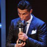 Cristiano Ronaldo eleito melhor do mundo