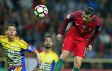 Qualificação Mundial 2018   9ª Jornada: Andorra vs Portugal