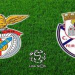 Liga NOS 17/18 | Jornada 10: SL Benfica 1-0 Feirense