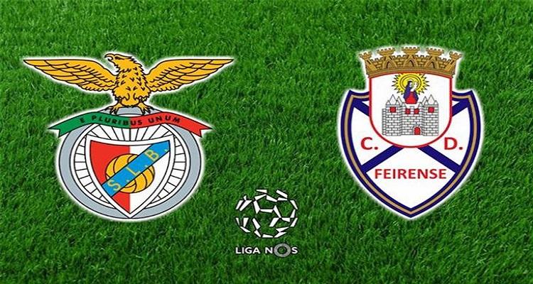Liga NOS 17/18   Jornada 10: SL Benfica 1-0 Feirense