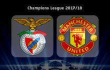 Liga dos Campeões 17/18 | Grupo A Jornada 3: SL Benfica vs Manchester United